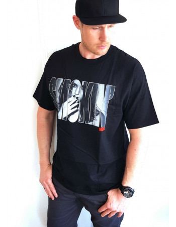 MOB INC Tee Hush Now