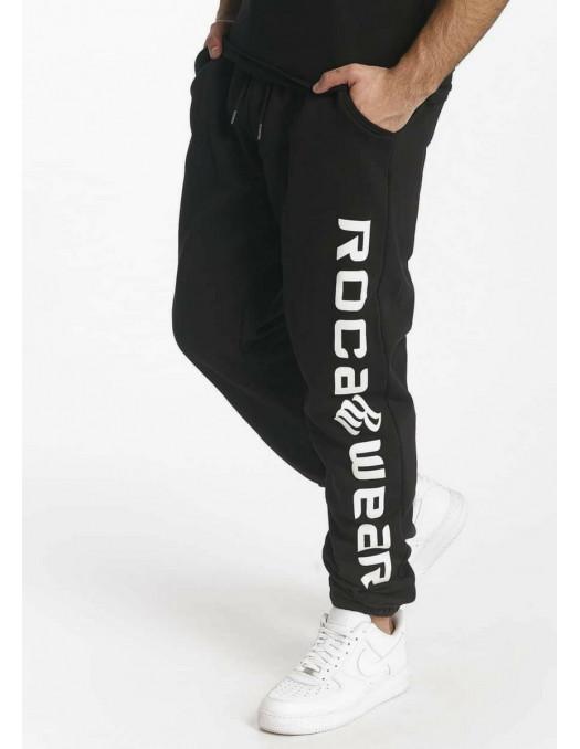 Rocawear Classic Sweat Pant Basic Fleece Black