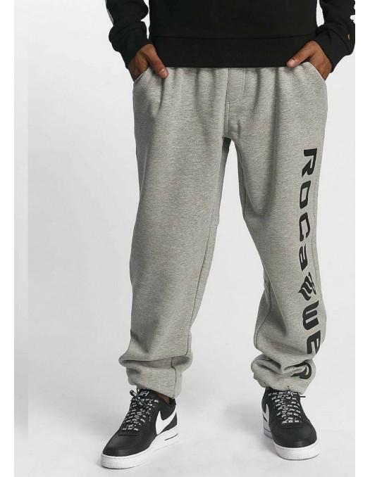 Rocawear Classic Sweat Pant Basic Fleece Grey