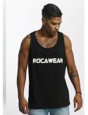 Rocawear Tank Top Color Block Black