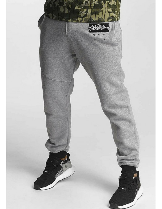 Dangerous DNGRS Sweat Pant Topping Grey Sweatpants