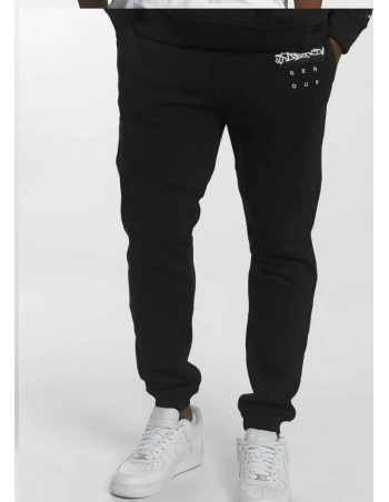 Dangerous DNGRS Sweat Pant Topping Black Sweatpants