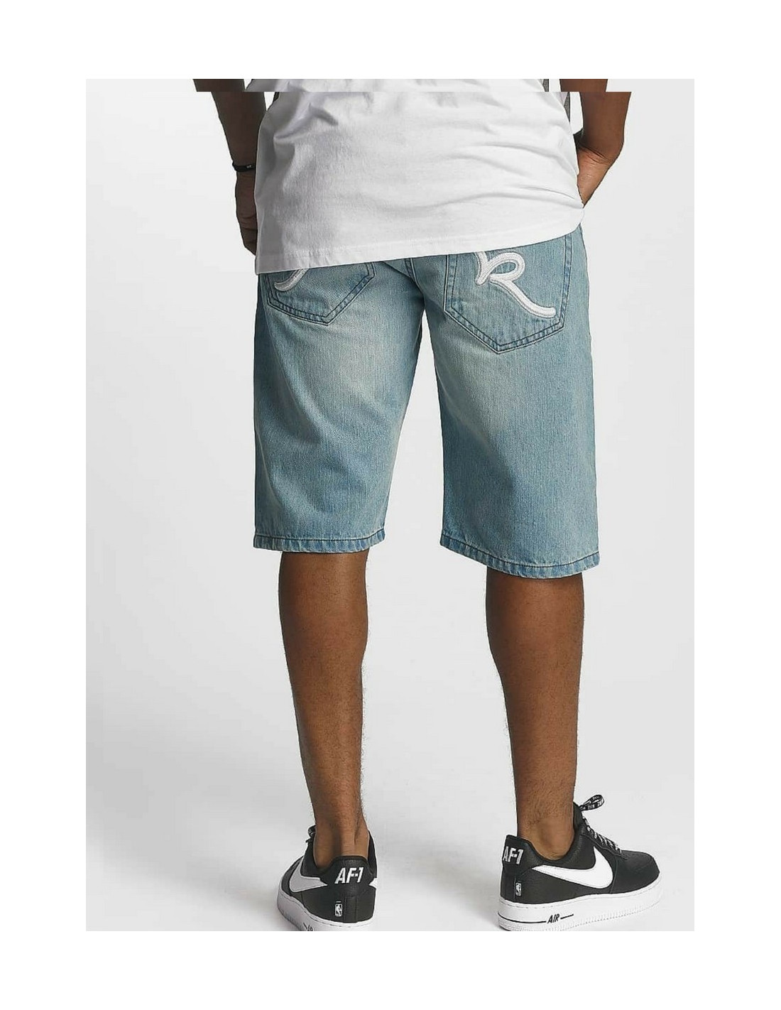 Rocawear Short Baggy LightBlue