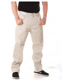 Access Loose Fit Jeans Sand