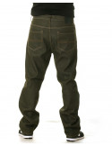 Access Loose Fit Jeans Olive