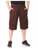 Access Original Fit Cargo Shorts Brown