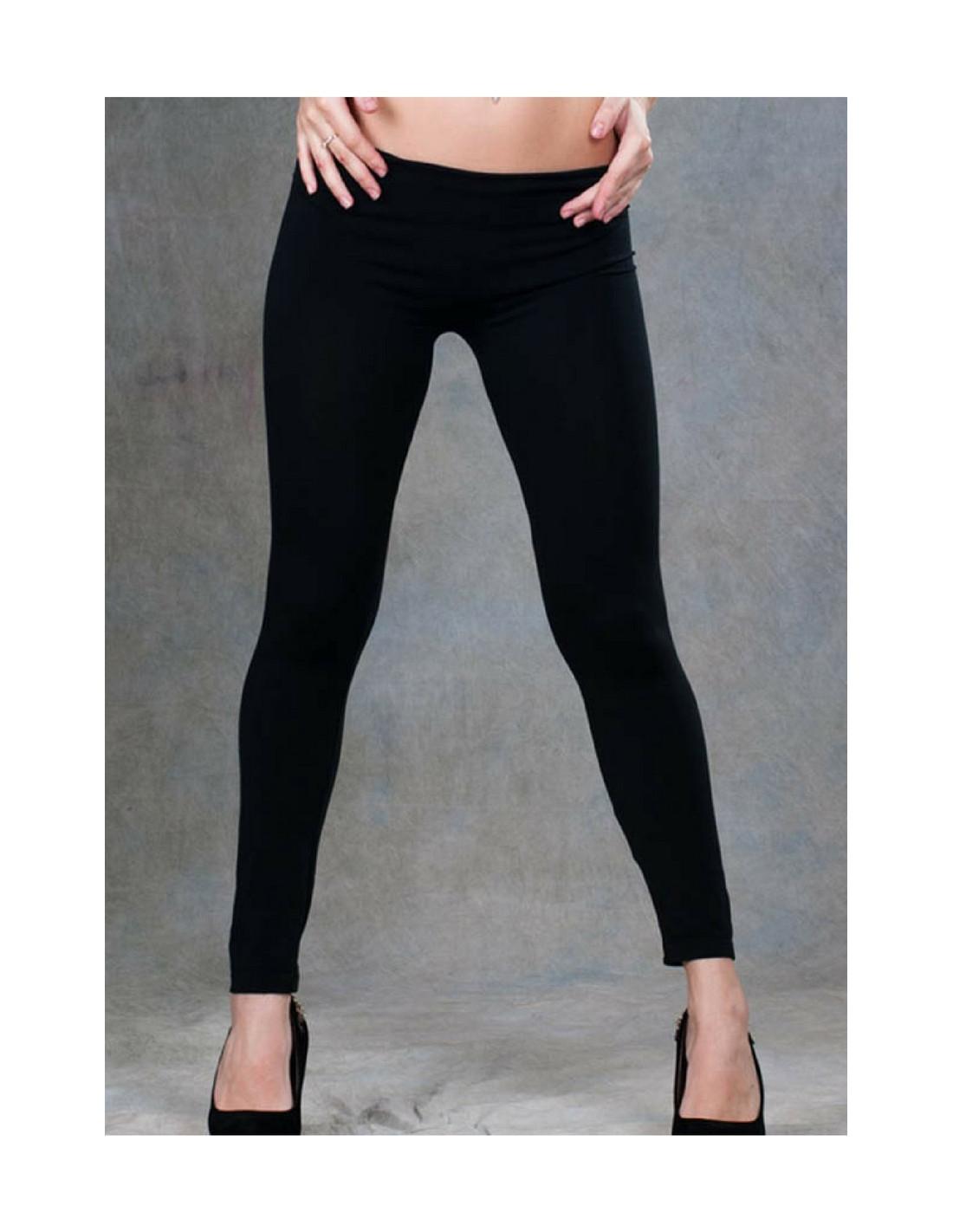 All Black Leggings