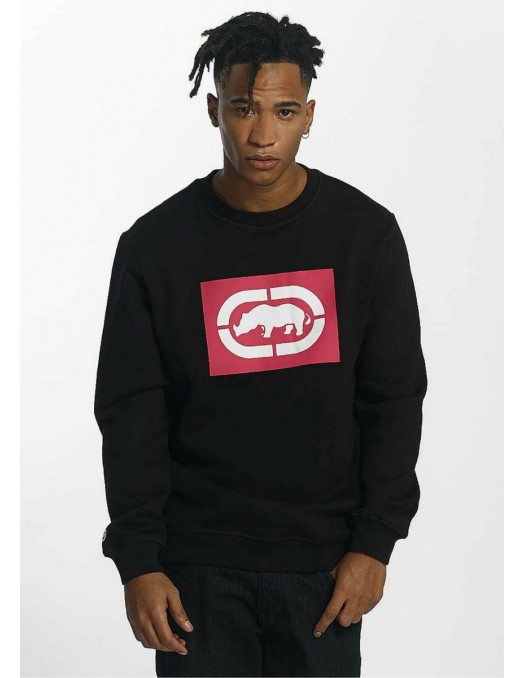 Ecko Unltd. Jumper Base blk/red sweatshirt
