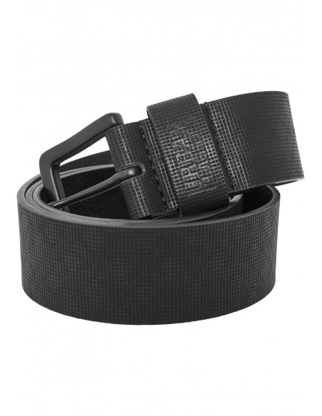 Faux Leather Belt black
