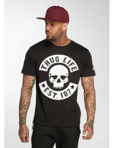 Thug Life T-Shirt B Skull