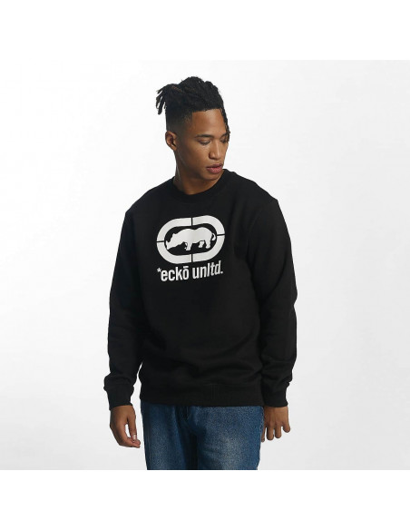 Ecko Unltd. Jumper Base black sweatshirt