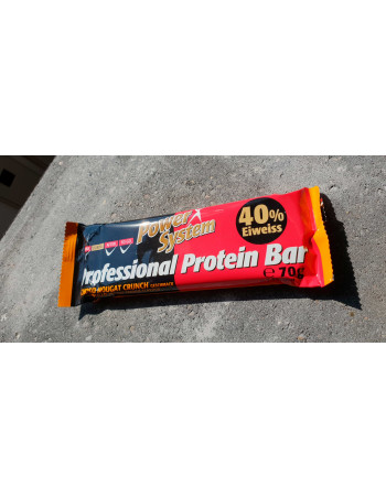 Professional Protein Bar Chocolate Nougat 70g Rebel Protein Bar