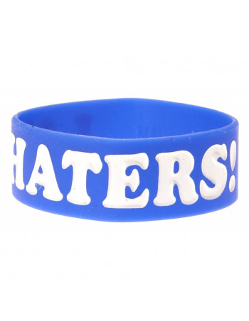Armbånd - I Love Haters, Royal