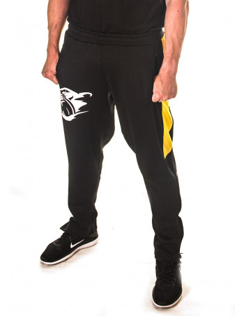 BSAT Signature Panther Pants BlackNYellow