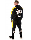 BSAT Signature Panther Pants BlackNYellow
