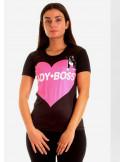 LadyBos5 Heart Tee