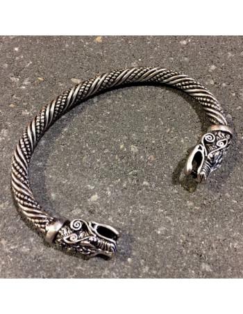 Vikings Jewelry, Bracelet Silver
