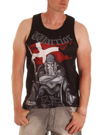Warrior Holger Danish Tanktop by Nordic Nation