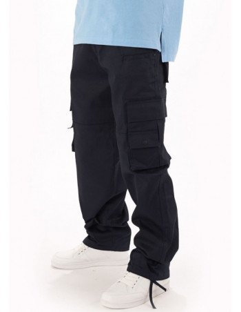 Access Premium Cargo Pants Navy