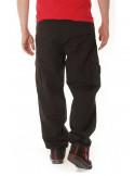 BSAT Combat Cargo Pants Black