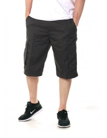 Access Original Fit Cargo Shorts Dark Grey