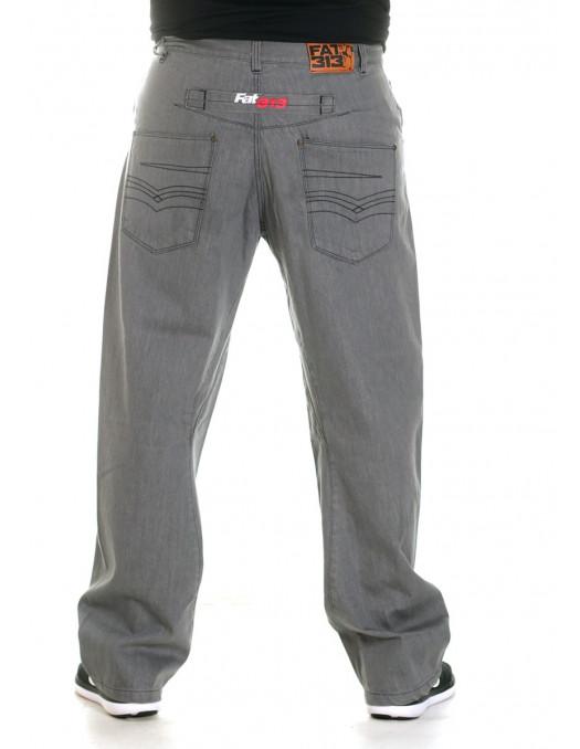 FAT313 Renew Legend Jeans Grey Denim