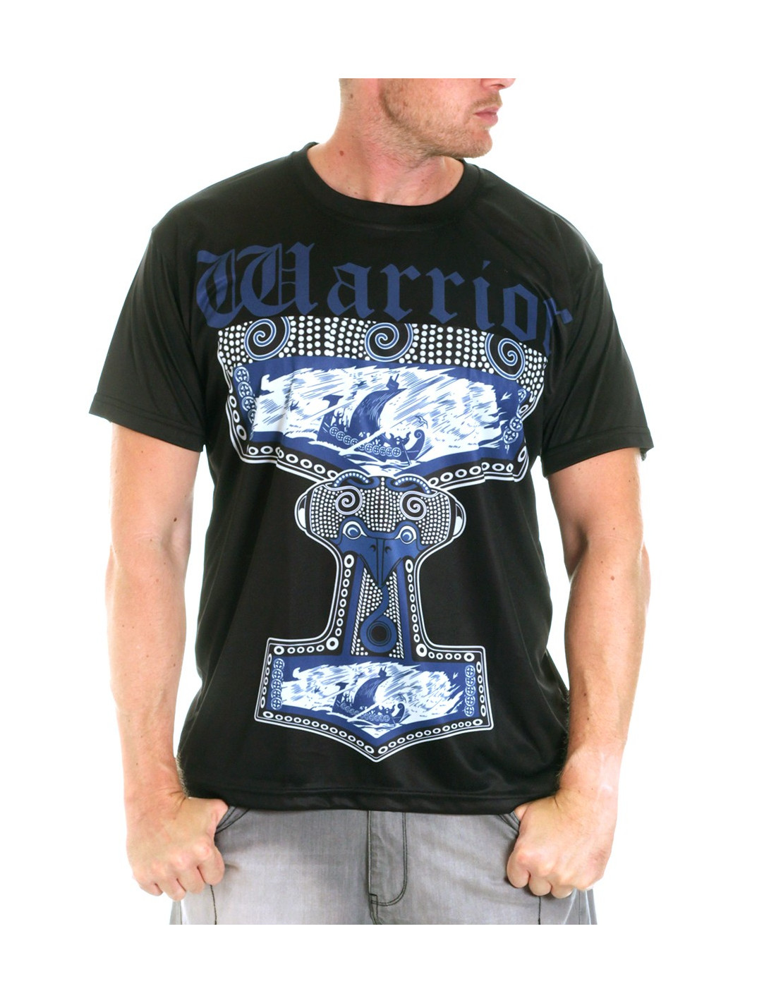 Celtic Thors Hammer Tee by Nordic Nation