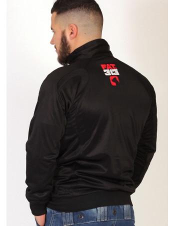 FAT313 Superior SGT Track jackets RedNWhite