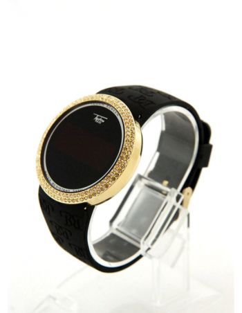 Rubber Band Watch Touch Screen