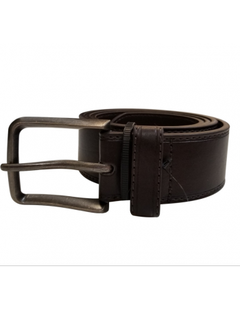 Fashion Belt Dark Brown