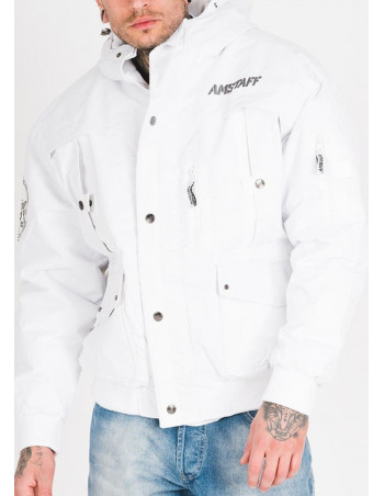Amstaff Connery X Jacket White