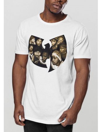Wu-Tang Legends Tee White