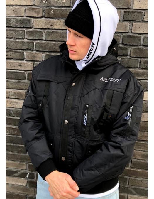 Amstaff Conex Jacket Black