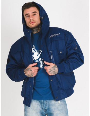 Amstaff Connery X Jacket Navy