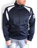 FAT313 Master TrackJacket NavyNWhite