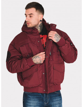 Amstaff Connery X Jacket Red