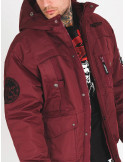 Amstaff Conex Jacket Red