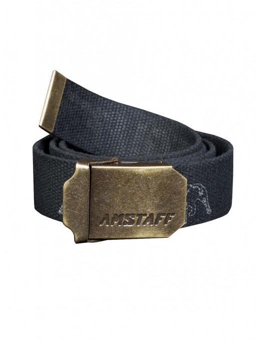 Amstaff brandlogo Belt Black