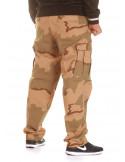 TechWear Camo Cargo Pants Desert