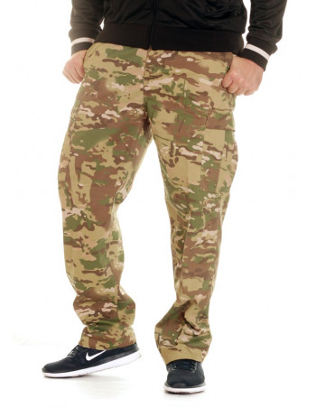 TechWear Military Cargo Pants