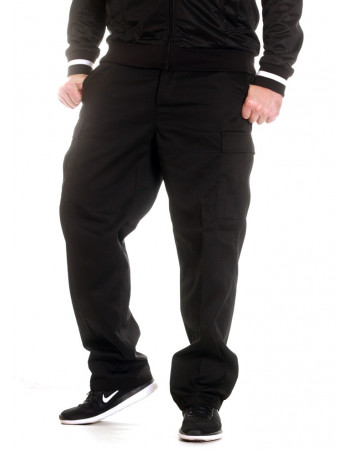 TechWear Cargo Pants Black