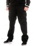 TechWear Cargo Pants Black