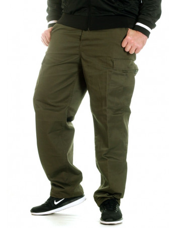 TechWear Cargo Pants Olive