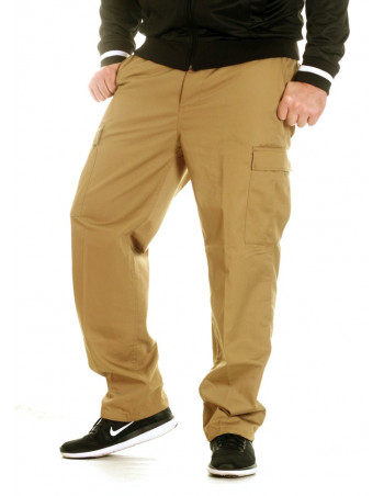 TechWear Cargo Pants Khaki