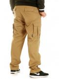 TechWear Cargo Pants Khaki