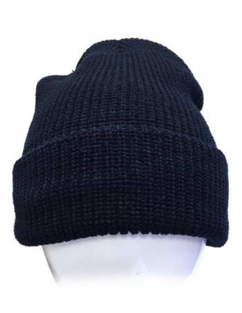 Urban Knitted Hat DarkBlue