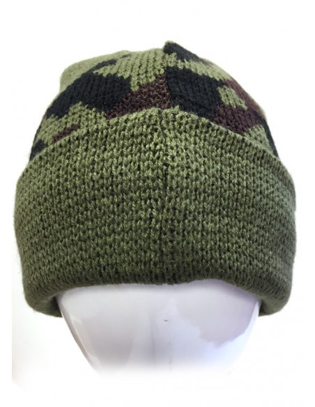 Urban Camo Knitted Hat