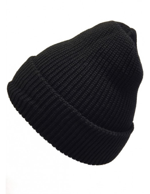 Urban Knitted Hat Black