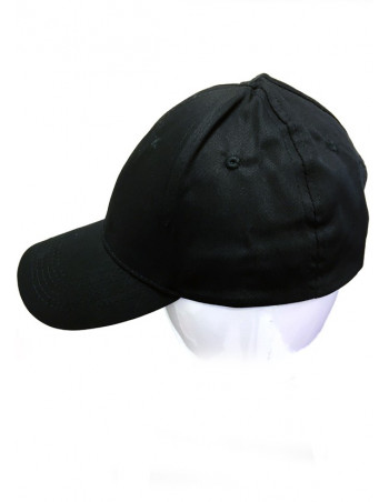 TechWear Baseball Cap All Black