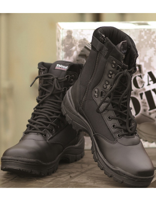 TechWear Urban Boots Black